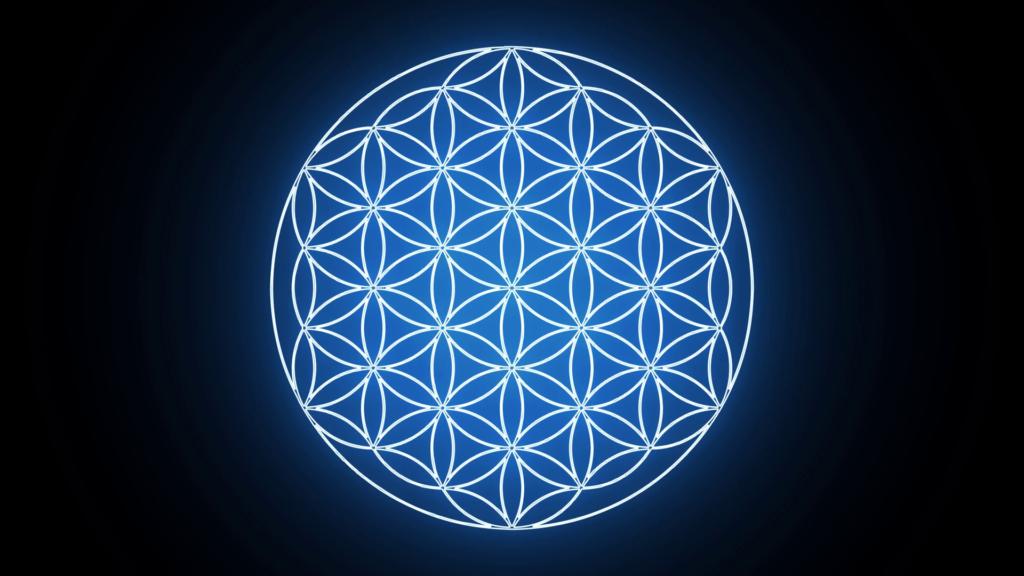 Символ цветок жизни
