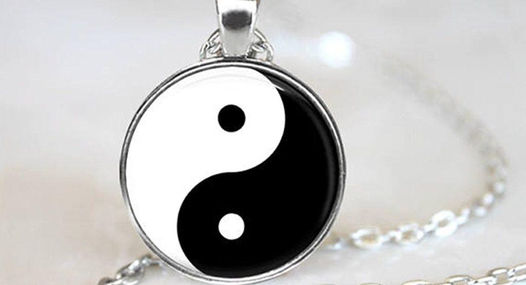 Символ Инь Янь