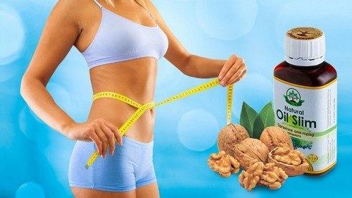 Масло грецкого ореха для похудения