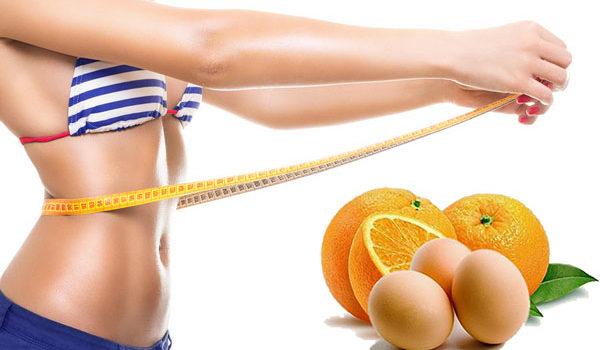 Яичная диета для похудения
