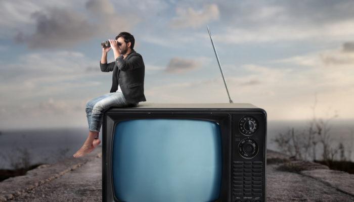 надоело смотреть телевизор