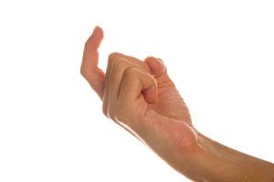 Поманить пальцем