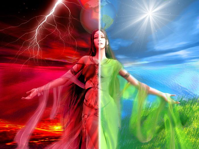 Дуальность мира — иллюзия и реальность